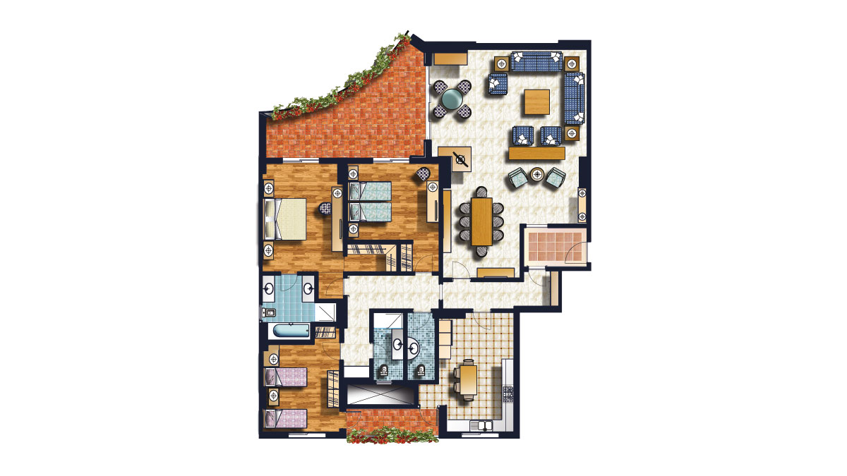 Apartment A8