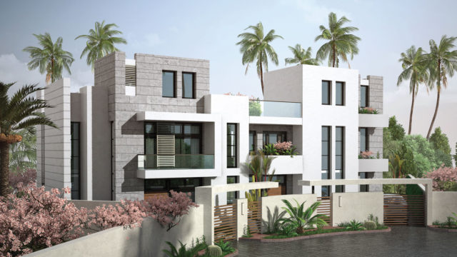 Rose Twin villa